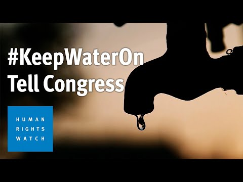 Millions of People in the US Live Without Access to Safe Water
