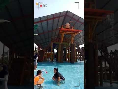 Kolam Renang Suba Suka Kupang Ntt Bersama Afika Youtube