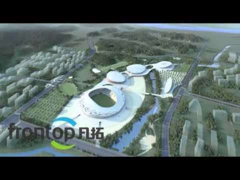 Yichang Olympic Stadium - Hubei, China