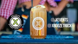 Caramel Kissed Apple Cider Perfect Fall Cocktail // xBooze Truck by Xclusive Events Wichita, Kansas