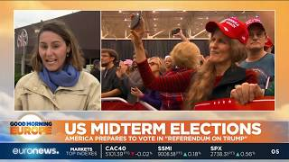 #GME | America prepares to vote in US midterms