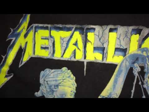 Metallica T Shirt Sarawakian Collector.