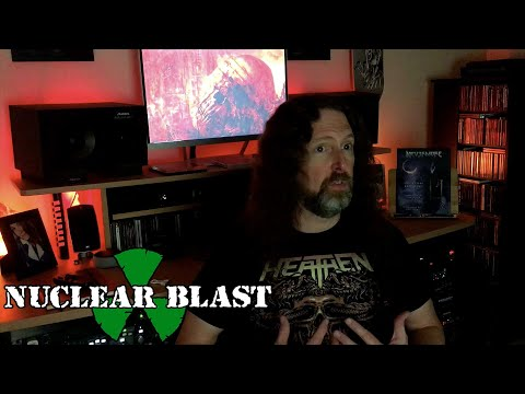 HEATHEN - Empire Of The Blind: Kragen Discusses The New Single 'The Blight' (OFFICIAL TRAILER)
