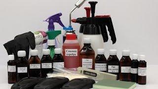 Хромирование. Химическая металлизация. Пробный Набор Сделай Сам от Фьюжн
