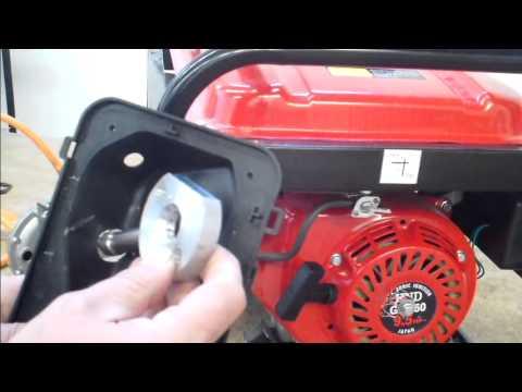 Kit gas en generador tipo 1 youtube - Generador electrico a gas butano ...