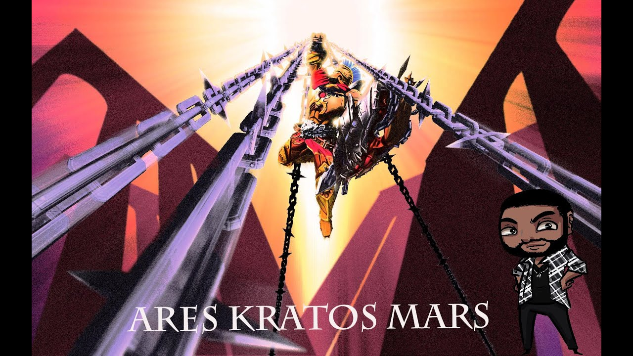 Vault Videos: SMITE - Ares Kratos Mars - YouTube