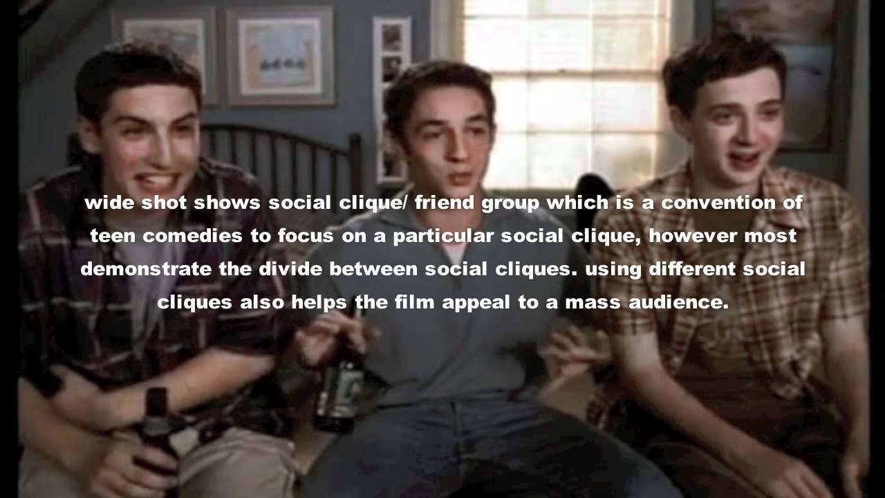An analysis of american pie
