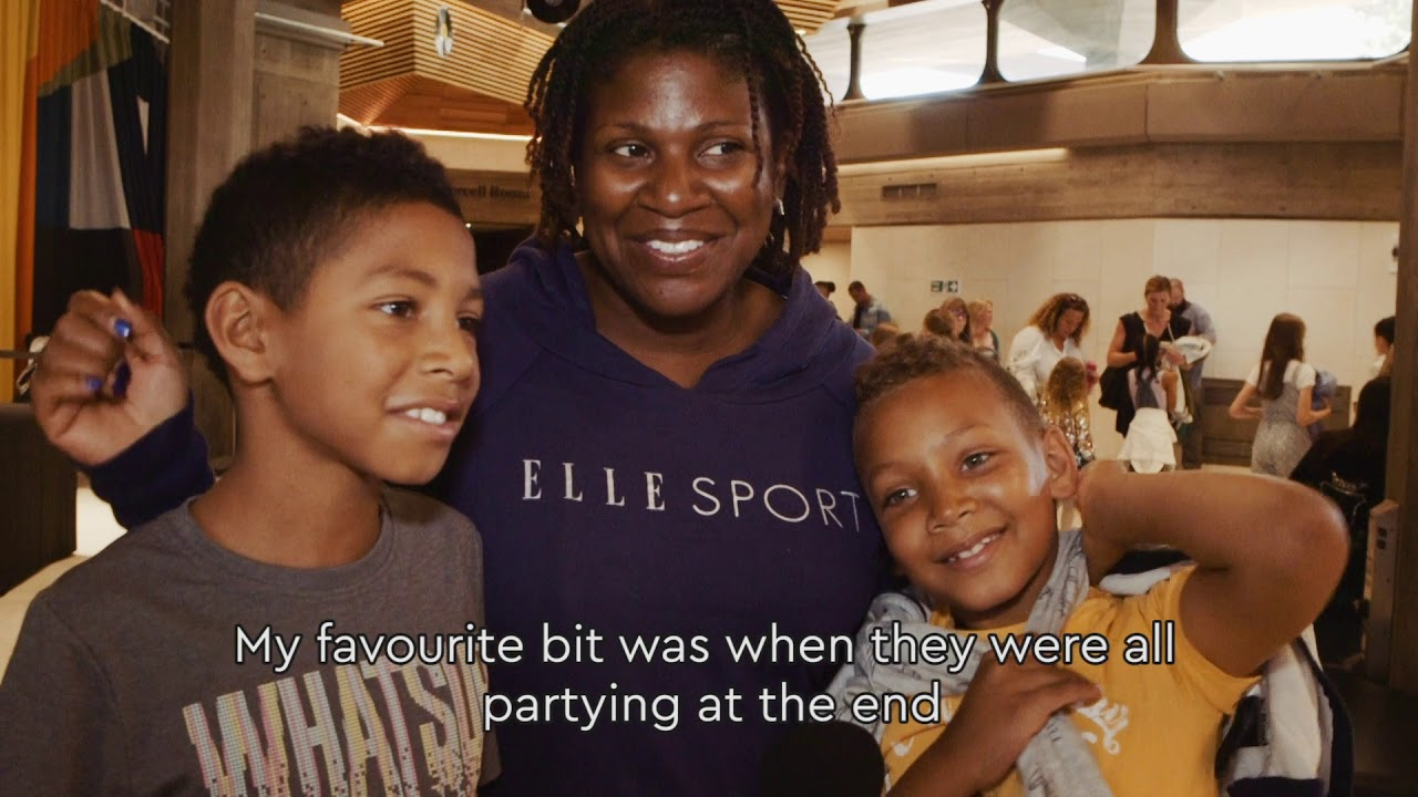 Tales of the Turntable..hear what Young Advisors Marvin, Marley and Emmerson (and others)thought ..
