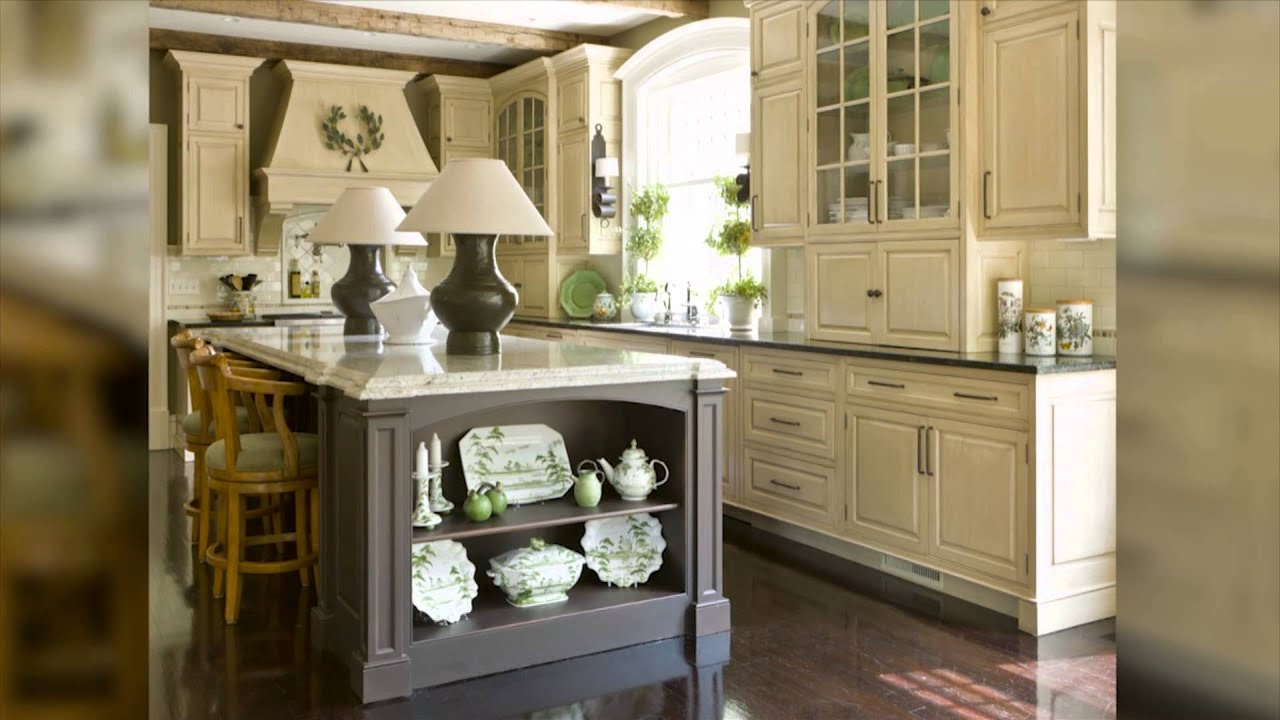 Design A Traditional Kitchen Youtube