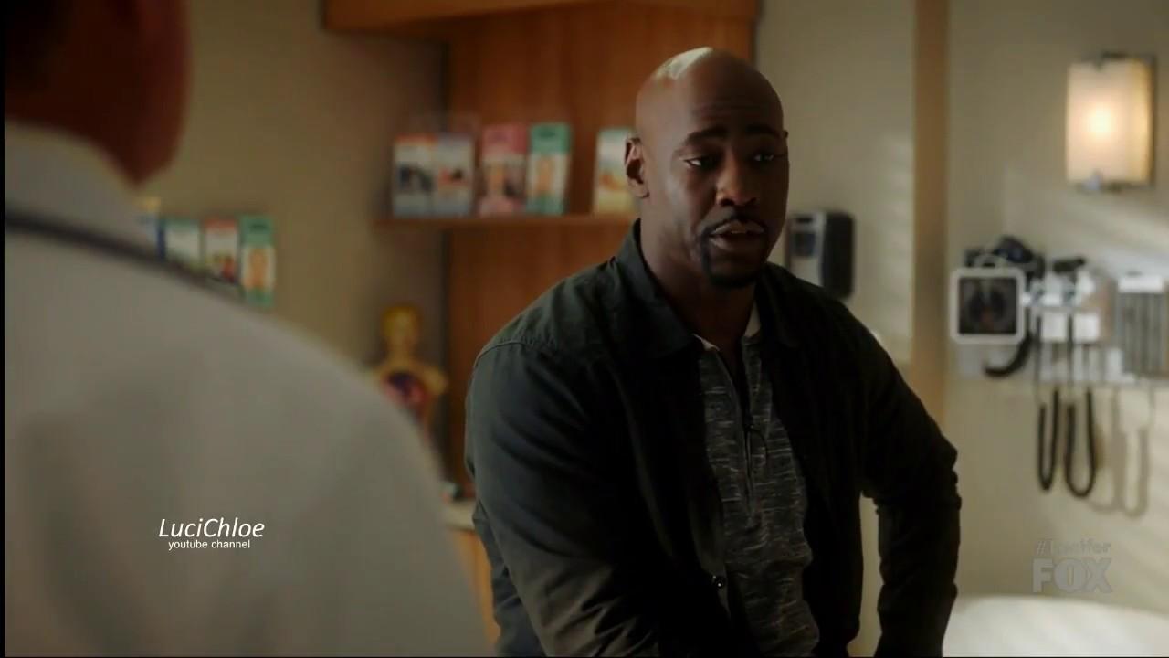 Lucifer 3x12 Amenadiel Diagnosed with Chlamydia - Season 3 Episode 12 S03E12