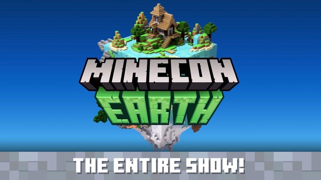 MINECON Earth 2018 Livestream image