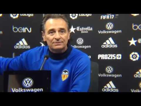 Valencia,Prandelli si dimette