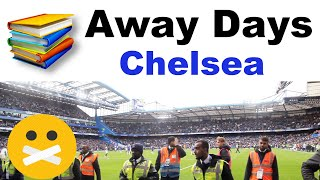 Chelsea 2 Fulham 0 | Away Days ( Chelsea ) | Fulham Football Club