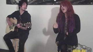 "Allison Iraheta from American Idol ""Scars"" Live at 95.1 WAPE"