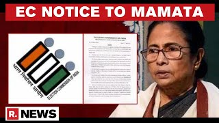 EC Issues Notice To Mamata Banerjee Over 'Muslim Vote Split' Remark, Seeks Response Within 48 Hrs