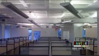 Call Center Cubicles And Complete Office Furniture Project - New York City