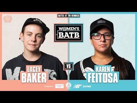 WBATB | Lacey Baker vs. Karen Feitosa - Round 2