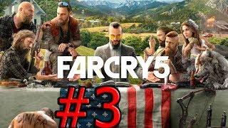 Прохождение Far Cry 5 - Освобождение острова Датча и Дорога в Фоллс Энд #3