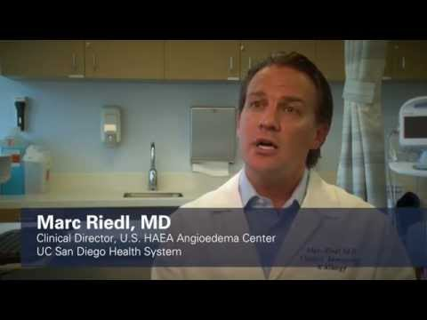 Angioedema Clinic at UC San Diego Health