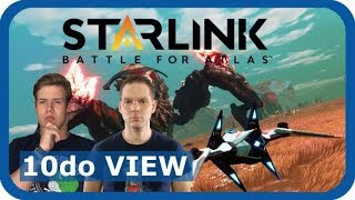 STARLINK | Besser als Star Fox Zero? | 10doView