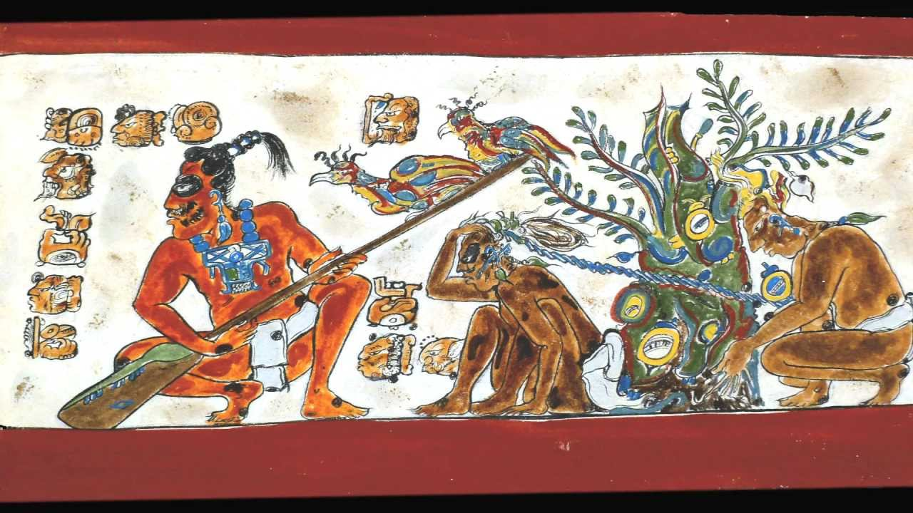 the creation story of the maya youtube