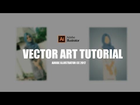 Vector Art Tutorial | Adobe Illustrator thumbnail