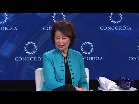 Secretary Chao: Partnerships in Transportation