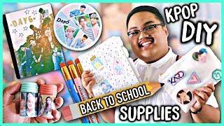 DIY KPOP Back To School Ideas! (B2S Collab)   KPOPAMOO