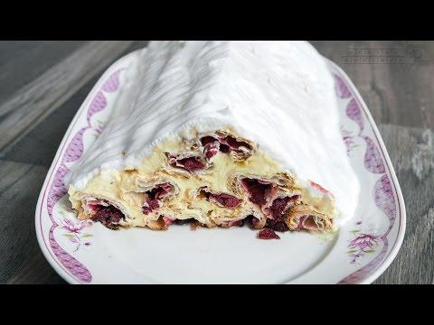 Bebina Kuhinja - Piramida - Torta Od Višanja - Domaći Video Recept