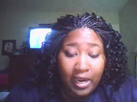 Micro Braids by FeFe's African Hair Braiding Shop 1 - YouTube