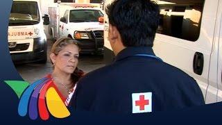 Paramédico resulta lesionado por policía en Colima   Noticias de Colima