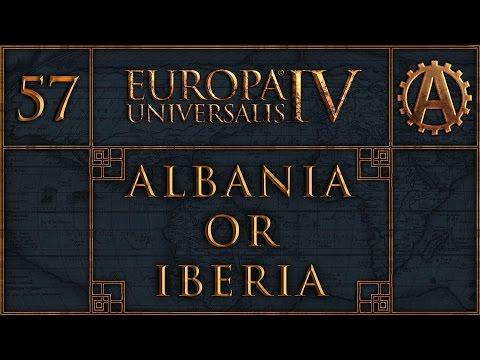EUIV Albania or Iberia 57 |