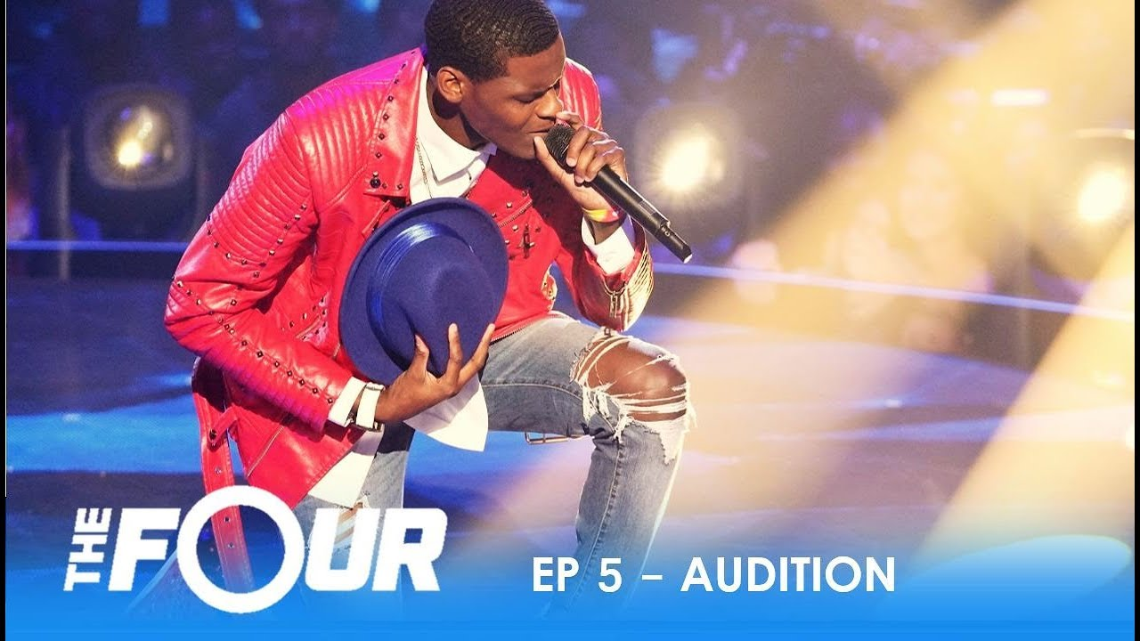 Ronnie Smith Jr.: Miami Boy With COOL Vibration Is Ready For Battle! | S2E5 | The Four
