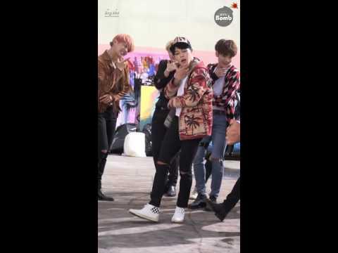[BANGTAN BOMB] 'FIRE' MV Shooting- 'JIMIN' Follow ver.