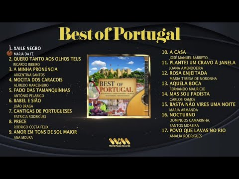 Various Artists - Best Of portugal ( Full Album)