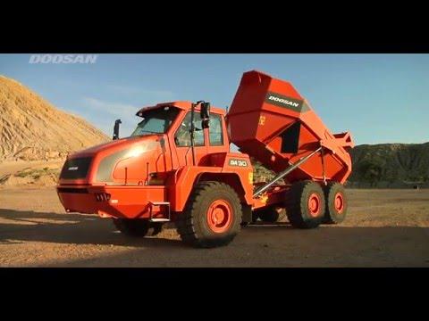 Doosan Articulated Dump Truck (ADT) Training & Safety