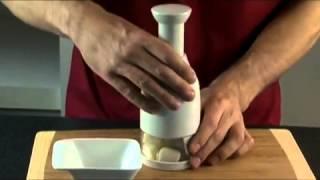 Видео рецепт о том, как правильно и быстро резать овощи  Советы для быстрой нарезки овощей