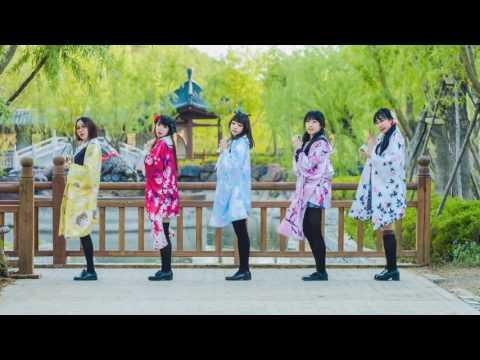 Hanayamata OP( Hana wa Odore ya Irohaniho )Dance cover