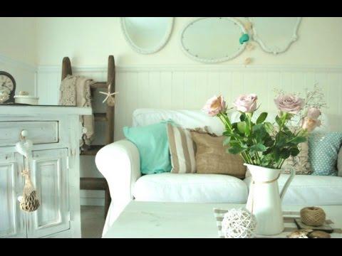 Como decorar interiores con estilo shabby chic youtube - Decorar estilo shabby chic ...