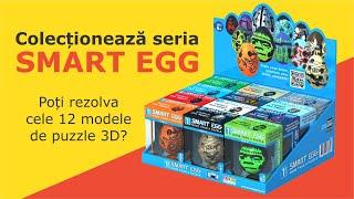 Smartegg, un ingenios joc de logică 3D