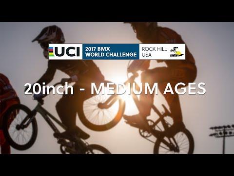 2017: Worlds Challenge - 20inch Medium ages