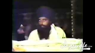 KATHA | DELHI | SANT JARNAIL SINGH JI KHALSA BHINDRANWALE