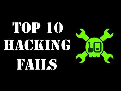 Top 10 Movie Hack fails