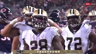 NFL 2019   New Orleans Saints vs  Chicago Bears Week 7 Highlights