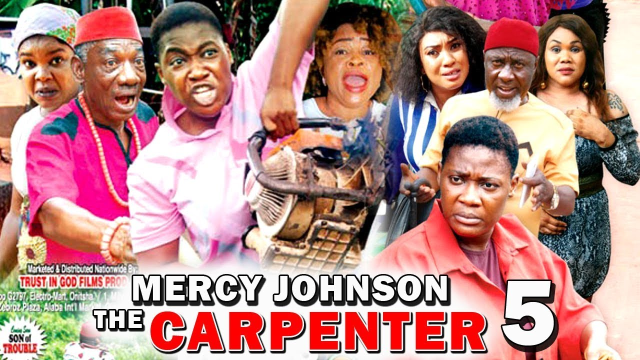 MERCY JOHNSON THE CARPENTER SEASON 5 - New Hit Movie 2019 Latest Nigerian Movie | Nollywood Movies