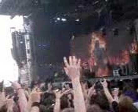 Disturbed - Stricken Download Festival 2008