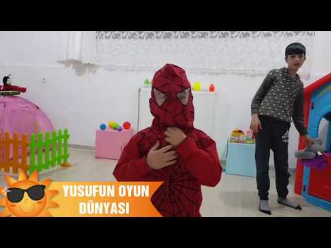 HAPPY KİDS GAMES LE SAKLAMBAÇ. YUSUF ÇOK EĞLENDİ. HIDE AND SEEK GAMEPLAY