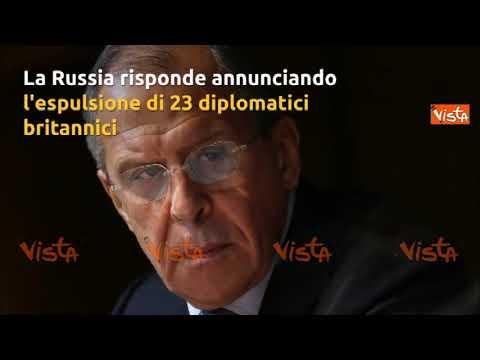 Guerra di spie: Regno Unito, USA, Germania e Francia contro la Russia