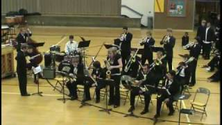 "MTHS Jazz Ensemble -  ""Symphony in Riffs"" by Benny Carter"