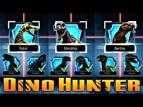 Dino Hunter [Trophy & Exotic Series Hunting]